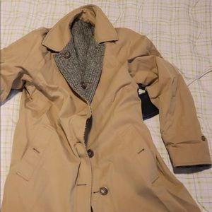 Vintage Ralph Lauren Reversible Trench Coat